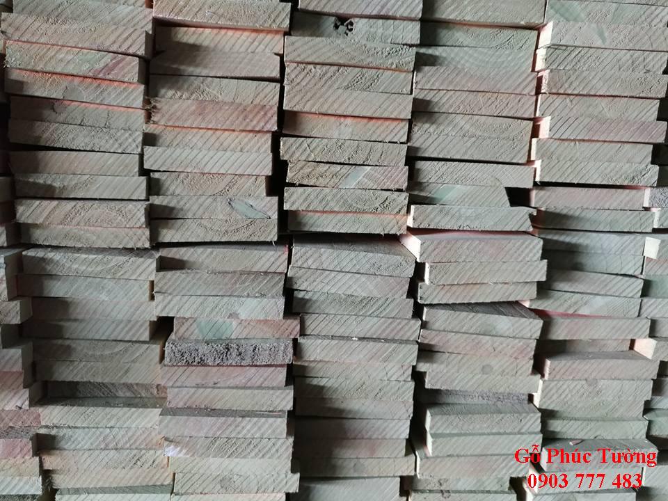 Gỗ thông Chile xẻ sấy nhập khẩu - Gỗ Phúc Tường - 7