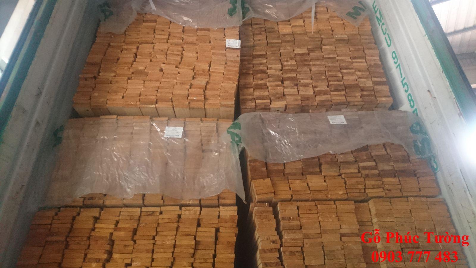 Gỗ thông Chile xẻ sấy nhập khẩu - Gỗ Phúc Tường - 5