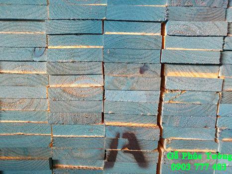 Gỗ thông Chile xẻ sấy nhập khẩu - Gỗ Phúc Tường - 14