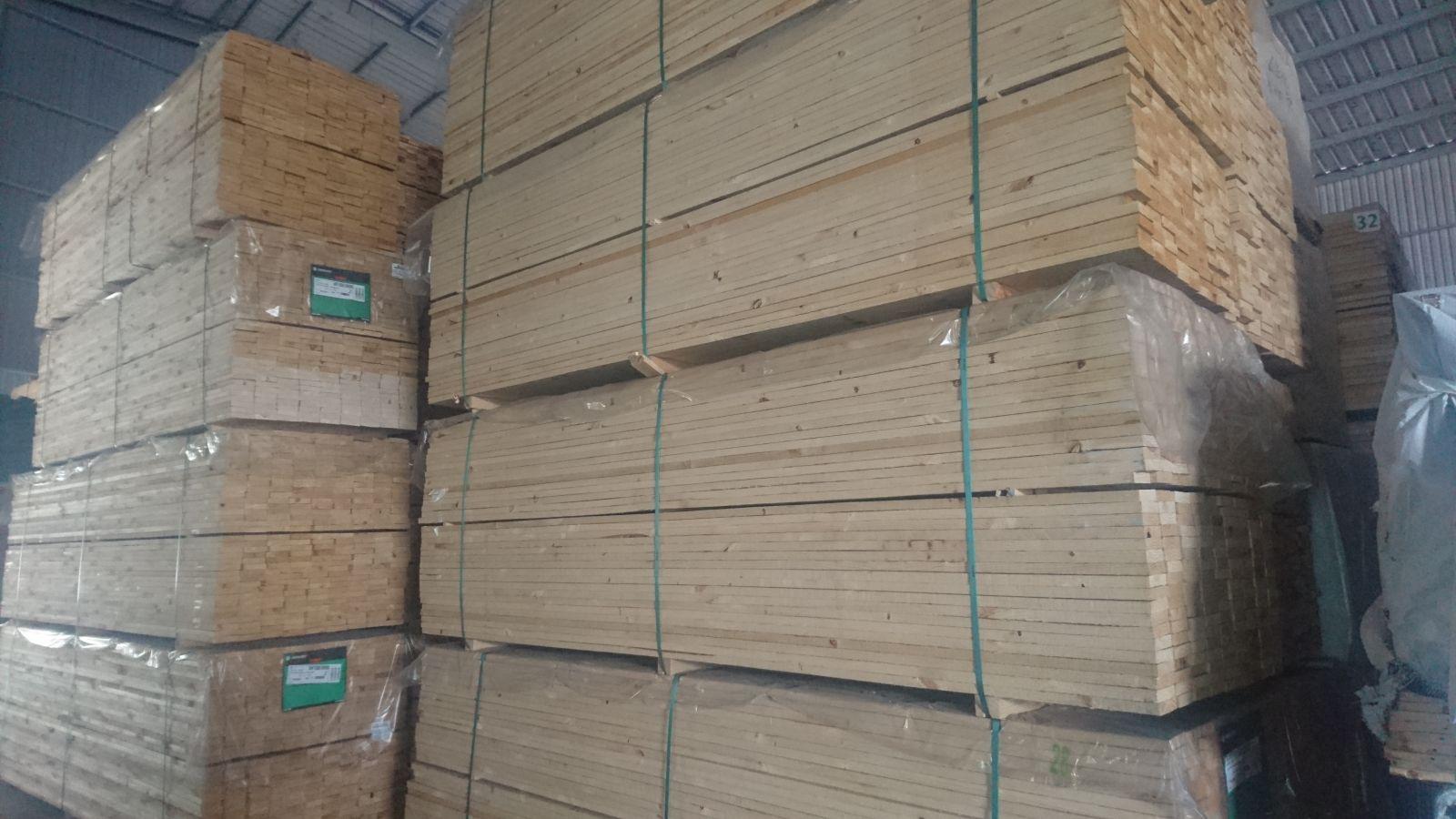 Gỗ thông Chile xẻ sấy nhập khẩu - Gỗ Phúc Tường - 19