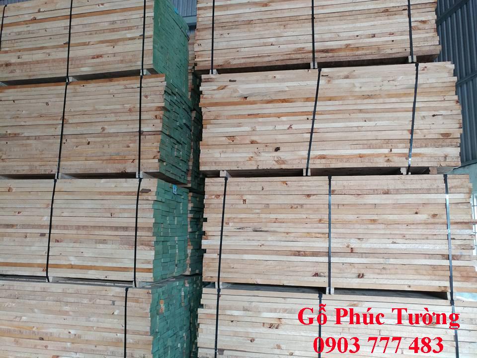 Gỗ thông Chile xẻ sấy nhập khẩu - Gỗ Phúc Tường - 31