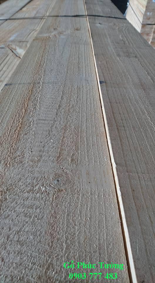 Gỗ thông Chile xẻ sấy nhập khẩu - Gỗ Phúc Tường - 33