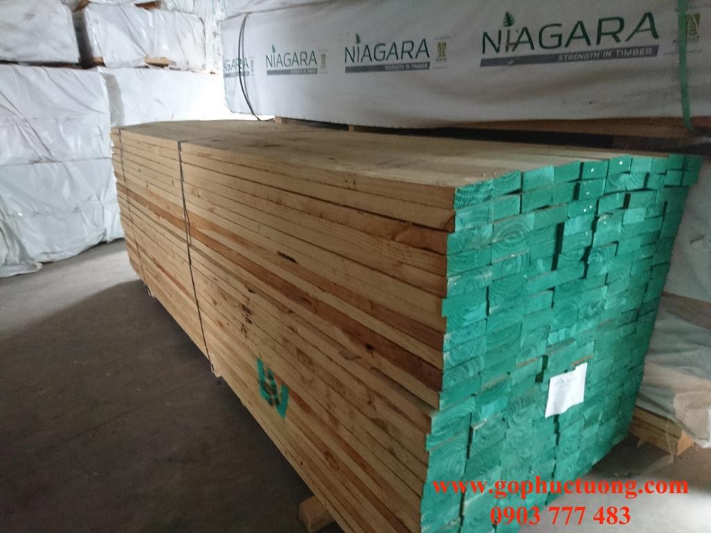 Gỗ thông Chile xẻ sấy nhập khẩu - Gỗ Phúc Tường - 25
